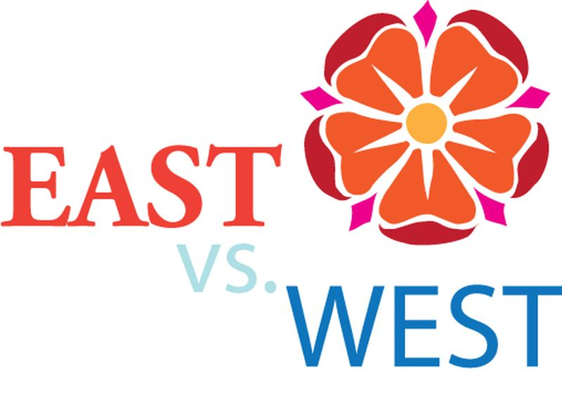 west vs east